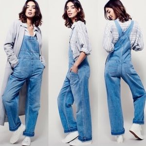 Free people Davis slouchy jumpsuit